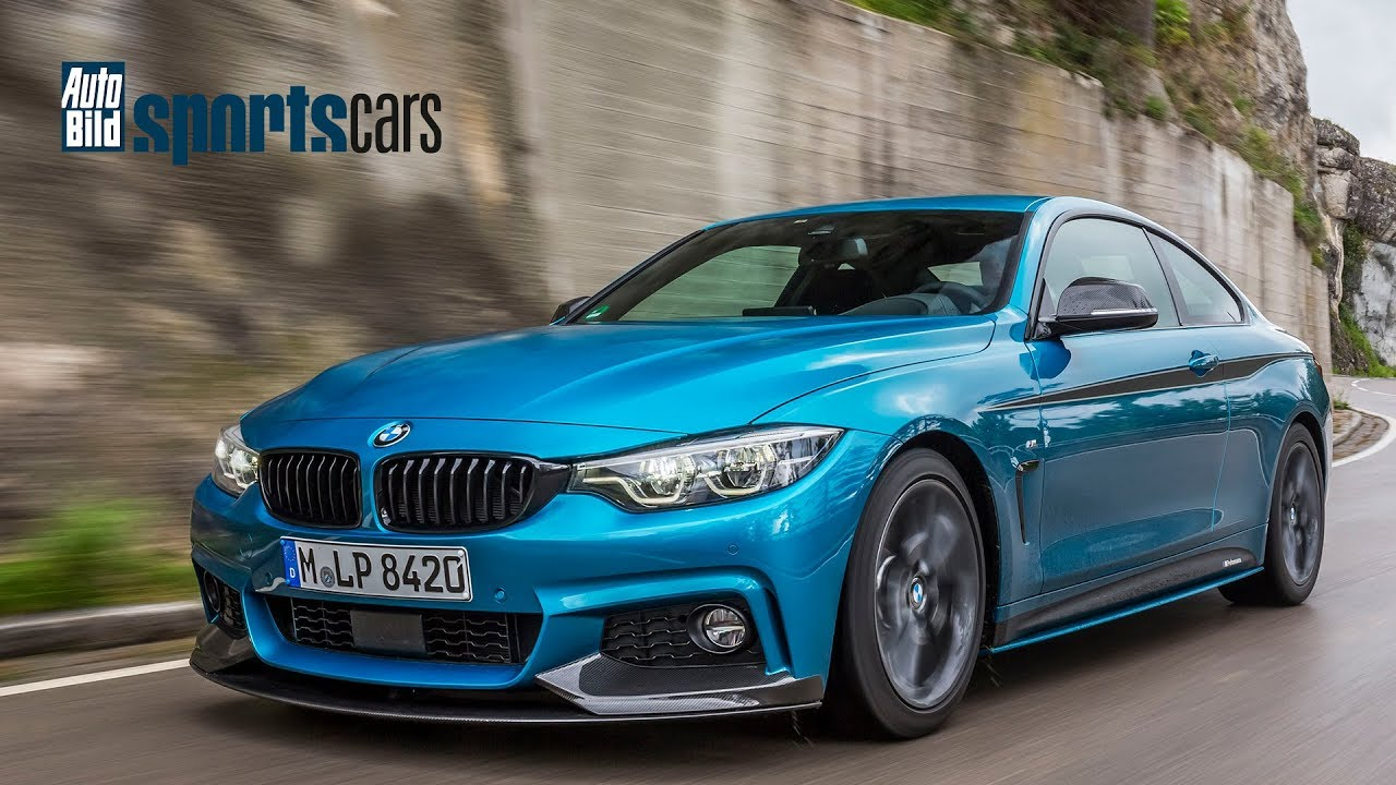 BMW 4-Series Gran Coupe Featuring M Performance Kit ...