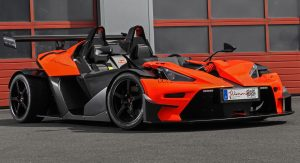 Tuned KTM X-Bow Features 485 PS