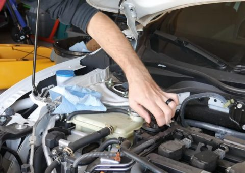 Changing Your Car's Engine Oil