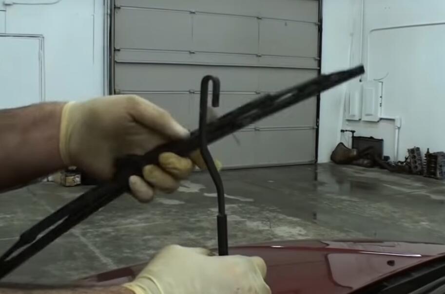 Change Wiper Blades