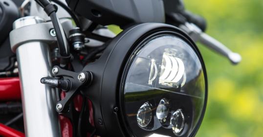 Change H4 Led Headlight for Your Motorcycle