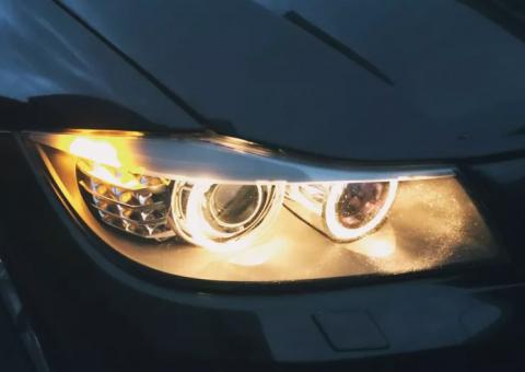 Clean a Faro Auto Led Bulb Lens