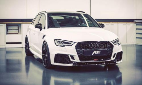 ABT Audi RS3 - a compact with supercars performance