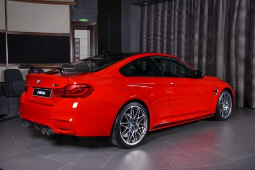 Ferrari-Red-BMW-M4-Easy-to-Stand-Out-On-the-Road-17