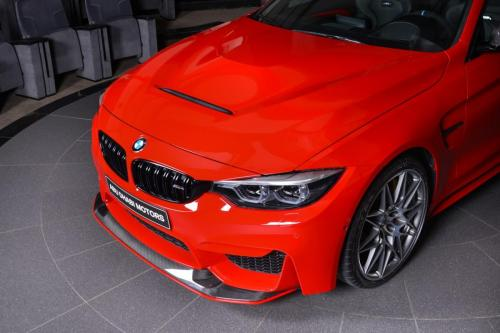 Ferrari-Red-BMW-M4-Easy-to-Stand-Out-On-the-Road-5