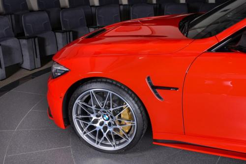 Ferrari-Red-BMW-M4-Easy-to-Stand-Out-On-the-Road-9