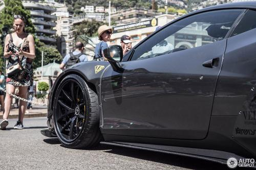 Met-A-Gray-Metallic-Liberty-Walk-Ferrari-458-on-Monaco-Street-8