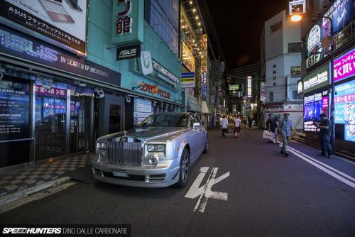 Rolls-Royce Phantom Change to Toyota Supra 2JZ-GTE 1000 hbp Engine