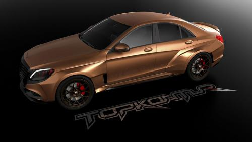Russian-Tuner-Digitally-Imagines-New-Mercedes-Benz-S-Class-With-Extra-Wide-Fender-1