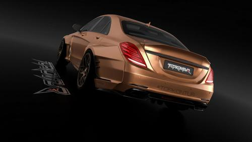 Russian-Tuner-Digitally-Imagines-New-Mercedes-Benz-S-Class-With-Extra-Wide-Fender-5