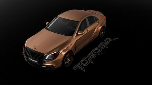 Russian-Tuner-Digitally-Imagines-New-Mercedes-Benz-S-Class-With-Extra-Wide-Fender-6