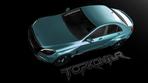 Russian-Tuner-Digitally-Imagines-New-Mercedes-Benz-S-Class-With-Extra-Wide-Fender-8