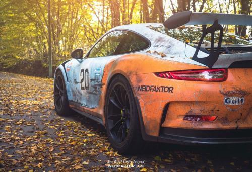 Rusty-Gulf-Style-Porsche-911-GT3-RS-by-Neidfaktor-5
